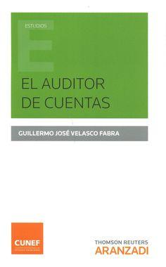 El auditor de cuentas / Guillermo José Velasco Fabra