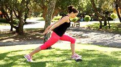 Jambes solides et dos costaud: entrainez votre équilibre.