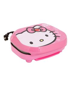 Another great find on #zulily! Hello Kitty Grill by Hello Kitty #zulilyfinds
