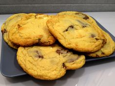 Check out these delicious cookies! It's Tanya Burr's recipe x