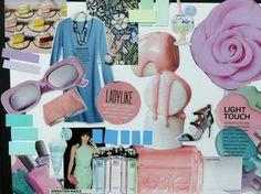 Pastel Inspiration Board