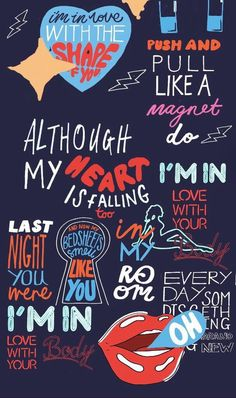 ed sheeran, shape of you, and Lyrics image
