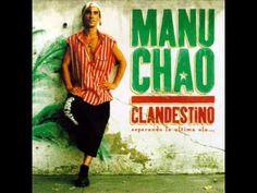 Na Vitrola: Manu Chao | Bonita Pedrita