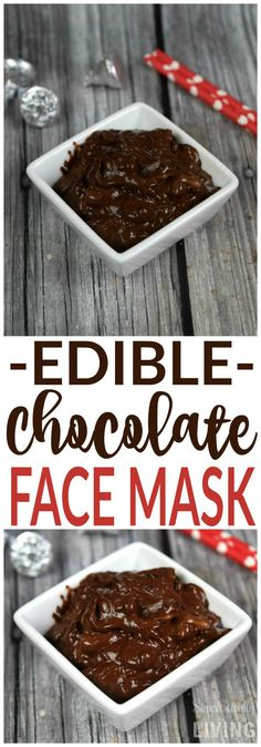 DIY Chocolate Face M