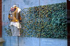 I love all the Earth Day windows from Anthropologie today! Check out the whole set. Gorgeous!