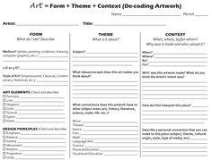 Form + Theme + Context Palette