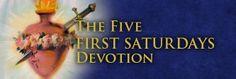 The Five First Saturdays Devotion  #pray #prayers #catholic #devotion