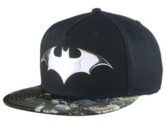 cheaper 1ef48 1f64e DC Comics Batman Chrome Weld Snapback Cap Snapback Cap, Welding, Dc Comics,  Chrome
