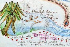 Symbolically representing vegetation in a travel journal story-map - Pandanus, Australia Australian Garden Design, Australian Native Garden, Australian Plants, Native Gardens, Slow Travel, Plant Design, Native Plants, Garden Plants, Places To Travel