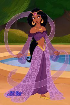 Disney doll by purplevampire. Punk Disney Princesses, Disney Princess Drawings, Disney Princess Art, Anime Princess, Disney Fan Art, Disney Fun, Disney Girls, Disney Drawings, Disney Characters