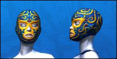 bing images of venetian costumes | Mask Luchador Tattoos Picture