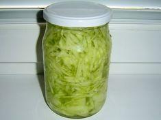 Jak připravit okurkový salát do sklenic | recept