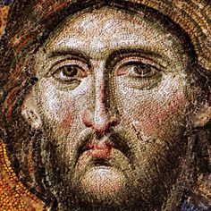 20130522 Hagia Sophia 020 detail of face Sainte Catherine, Mosaic Portrait, Mosaic Artwork, Mosaic Madness, Byzantine Art, Hagia Sophia, Mosaic Projects, Orthodox Icons, Sacred Art
