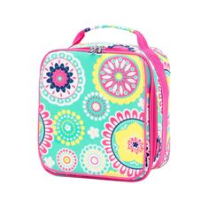 Piper Monogrammed Lunch Box