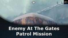 Destiny Rise Of Iron Enemy At The Gates Patrol Mission Destiny Rise Of Iron, The Expanse, Gates, Movie Posters, Film Poster, Film Posters