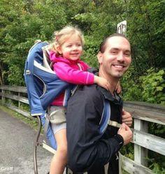 Nick & his daughter