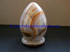 Home Office Decor, Home Decor, Egg Shape, Table Lamps, Natural Stones, Hand Carved, Eggs, Shapes, Lighting