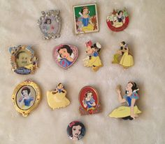 Snow White Pins / Disney Pin Collection
