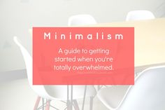 Why Mothers Need Minimalism — The Purposeful Housewife