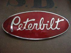 Peterbilt logo sign!!!