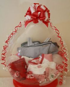 Stuffed Balloon Gift For Girl Idea. : Party Supplies for Sale : Lets Celebrate Parties