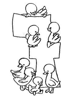 Numerais e quantidades | Cantinho do Educador Infantil