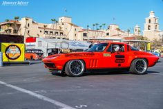 """Congrats to Greg Thurmond for his win at the Goodguys Rod & Custom Association Del Mar Nationals, this past weekend! Greg won the autocross shootout, in his Outrageous Paint by GTS Customs 1965 """"SCAR"""" Corvette on Forgeline DE3C Concave wheels! Great job, Greg! See more at: http://www.forgeline.com/customer_gallery_view.php?cvk=1513  #Forgeline #ForgelineWheels #forgedwheels #DE3C #notjustanotherprettywheel #Chevrolet #Chevy #Corvette #C2 #Stingray #SCAR #Goodguys"""