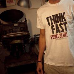 """BunkerType T-Shirts"" by Jesús Morentin, via Behance"