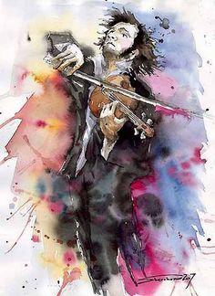 Yuriy Shevchuk Violine