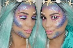 Ft Image | [WHAT'S HOT] This Mermaid Makeup Will Turn You Into An Ocean Princess