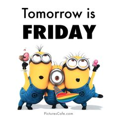 happy thursday snoopy | Tomorrow Is Friday Pictures