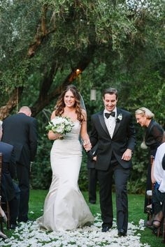 Palm Springs Wedding from Amorology   Read more - http://www.stylemepretty.com/2013/07/11/palm-springs-wedding-from-amorology/
