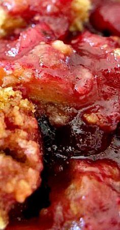 Cranberry Apple Crisp Great Desserts, Best Dessert Recipes, Fruit Recipes, Delicious Desserts, Slow Cooker Desserts, Apple Crisp, Southern Recipes, Original Recipe, The Best