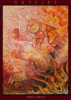 Mayfire - Joshua S. Levin