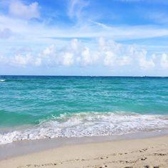 """""""Primeira página do ano. ☀️ #Happy2016 #ObrigadaDeus #MiamiLife"""""""