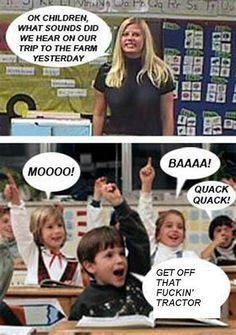 Child humor