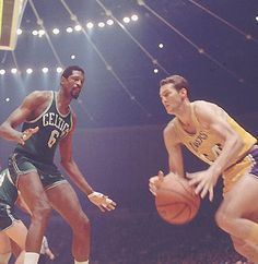 Bill Russell vs. Jerry West