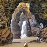 Wow Beach of Cathedrals – Spain