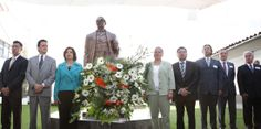 Conmemora el SNTE el 208 Aniversario del Natalicio de Benito Juárez García