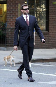 Hugh Jackman, stop looking so good.