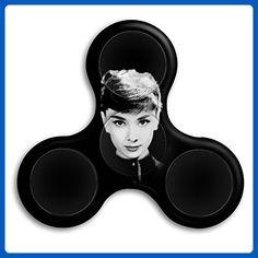 Fidget Spinner Audrey Hepburn Stress Reducer Relief Toys Perfect For ADHD EDC ADD Anxiety Autism And Boredom - Fidget spinner (*Amazon Partner-Link)