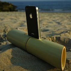 bamboo iphone speaker, leading environment protection at any time