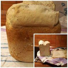 kenyérsütőgéppel sütött gluténmentes kenyér recept