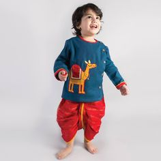 Bright, #festive colors and the comfort of cotton infused with a perfect ethnic aesthetic.