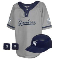 New York Yankees Kids Team Uniform Set! #Halloween