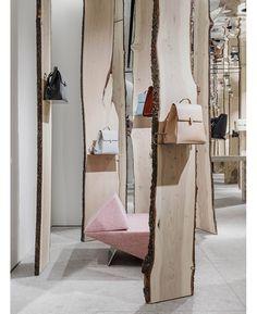 Кенго Кума: волшебный лес в Милане • Интерьеры • Дизайн • Интерьер+Дизайн