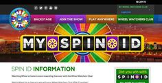 Wheel of Fortune Sign Up