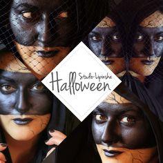 Hallween makeup, photographer, makeup, stylist Dorota Lipinska. Studio Lipinska