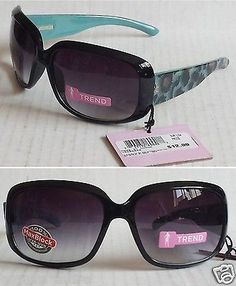 Foster Grant #women sunglasses Black Rectangular model VIVID NWT with pouch visit our ebay store at  http://stores.ebay.com/esquirestore