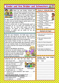 Reading comprehension with questions